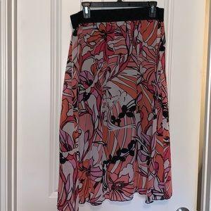 Xl Lularoe lola skirt